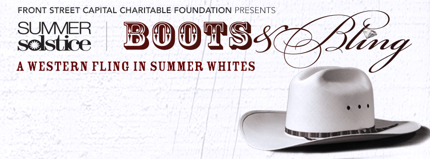 Summer Solstice Boots & Bling Event