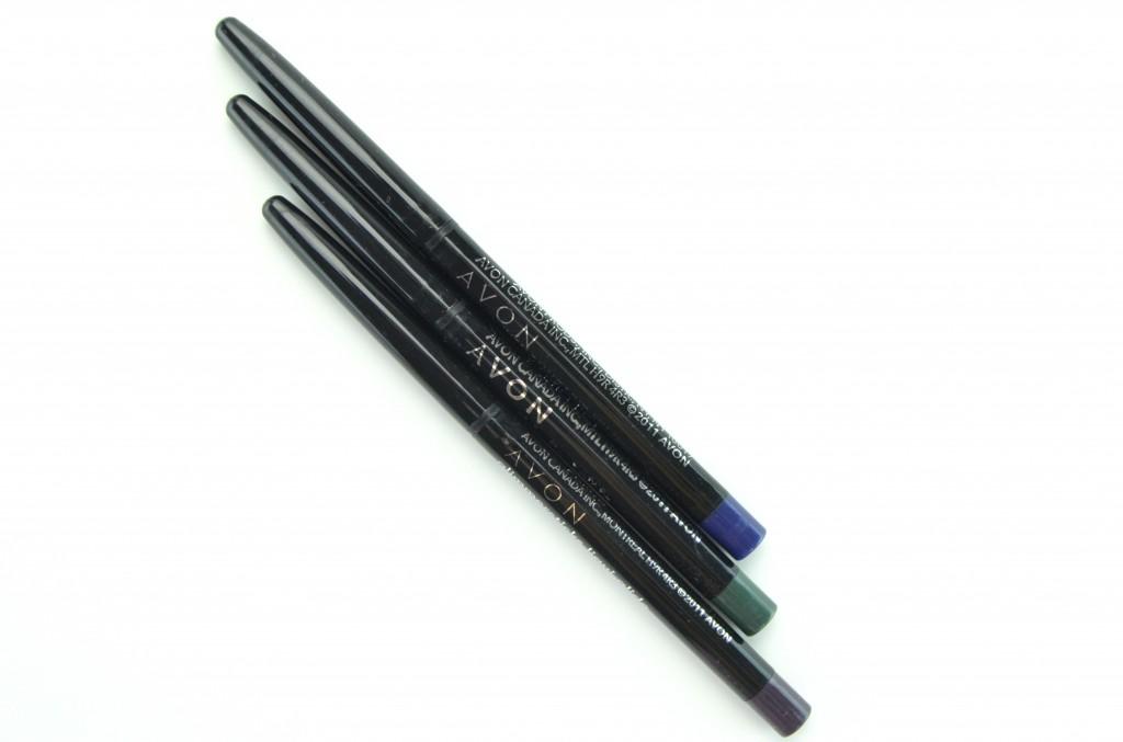 Avon Glimmersticks Liqui-Glide Eye Liner Review