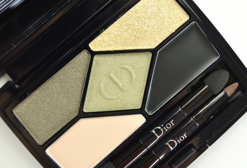 Dior Diorshow 5 Couleurs Designer in Khaki Design