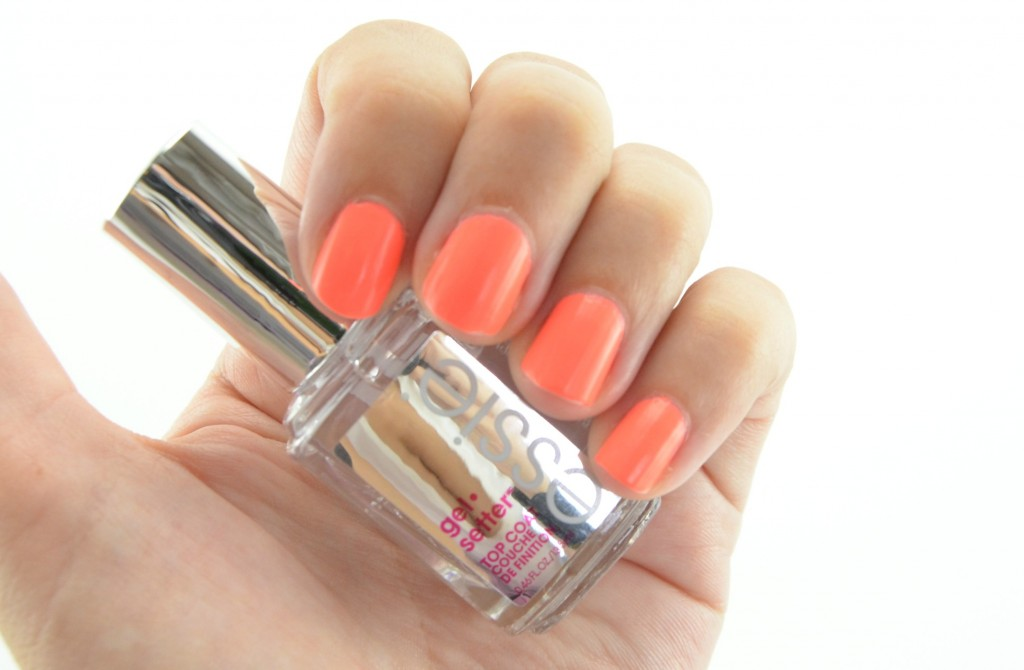 Essie Gel Setter, essie Top Coat, gel top coat, essie summer 2015, gel top coat