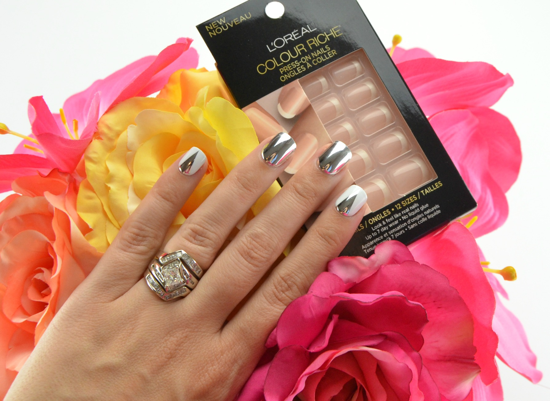 L'Oreal Paris Colour Riche, Nail Press-On