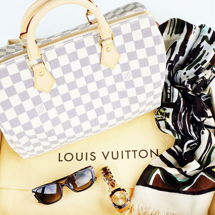 Louis Vuitton Speedy 30 Giveaway