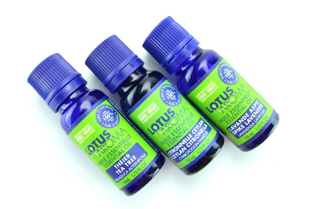 Lotus Aroma, Tea Tree oil, Essential Oil, lotus oils