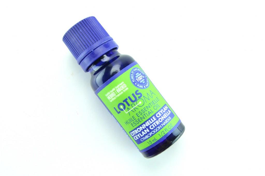 Lotus Aroma Ceylon Citronella Essential Oil