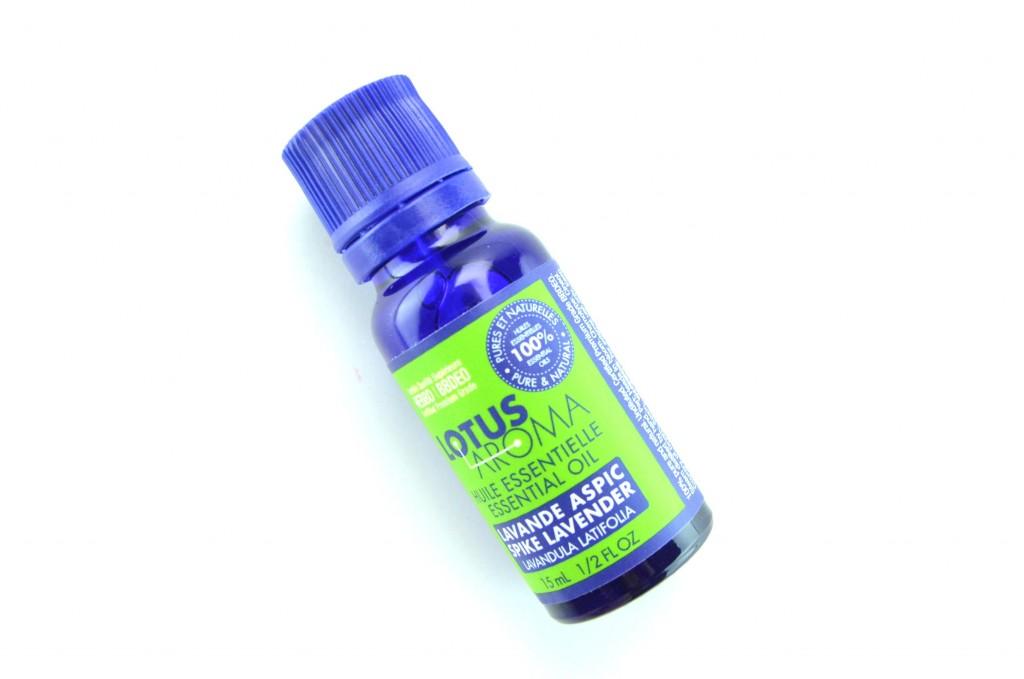 Lotus Aroma Spike Lavender Essential Oil