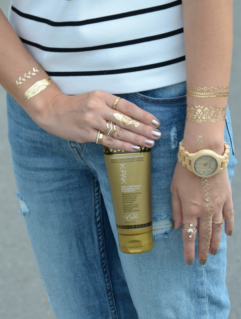 Lulu DK, flash tattoos, lulu dk tattoos, metallic tattoos, canadian beauty blogger