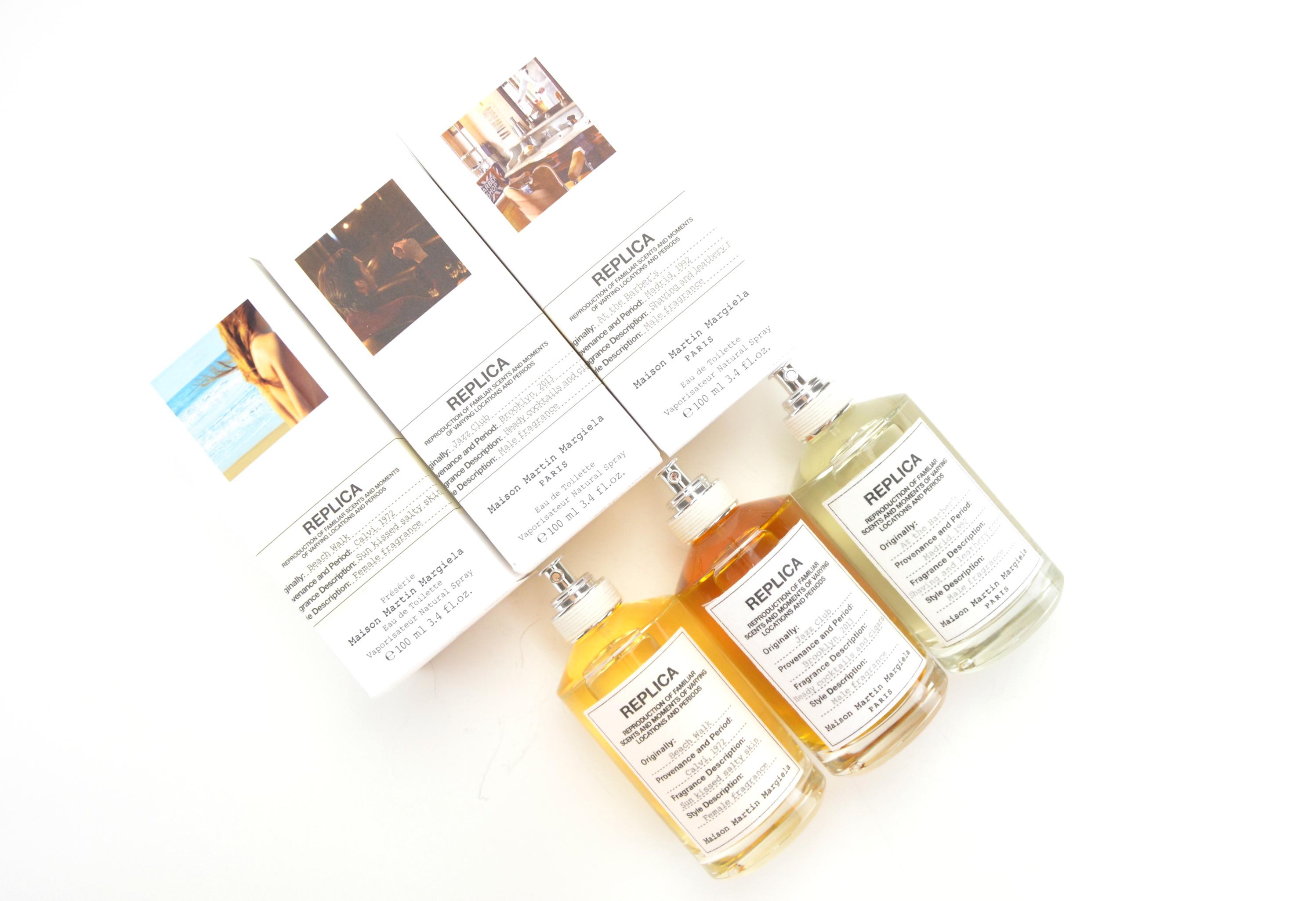 Maison martin margiela replica fragrances review for Maison martin margiela replica