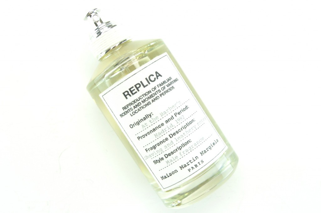 Maison Martin Margiela Replica At The Barber, replica at the barber, at the barber, replica perfume, barber fragrance