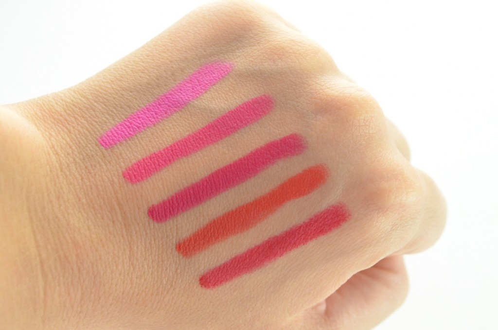 Maybelline Color Blur Matte Pencil by Lip Studio, lip studio, maybelline lipstick, color blur, matte lipstick, maybelline matte, canadian beauty blogger