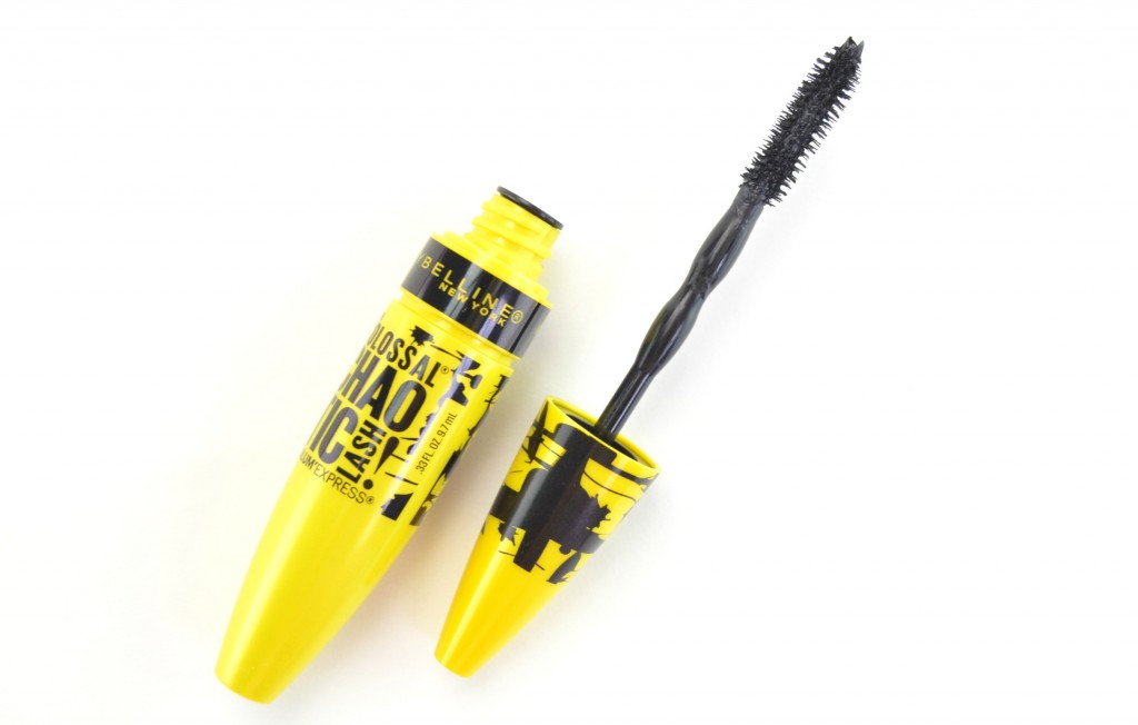 Maybelline Volum' Express, Colossal Chaotic Lash Mascara, maybelline mascara, maybelline new york mascara, beauty blogger
