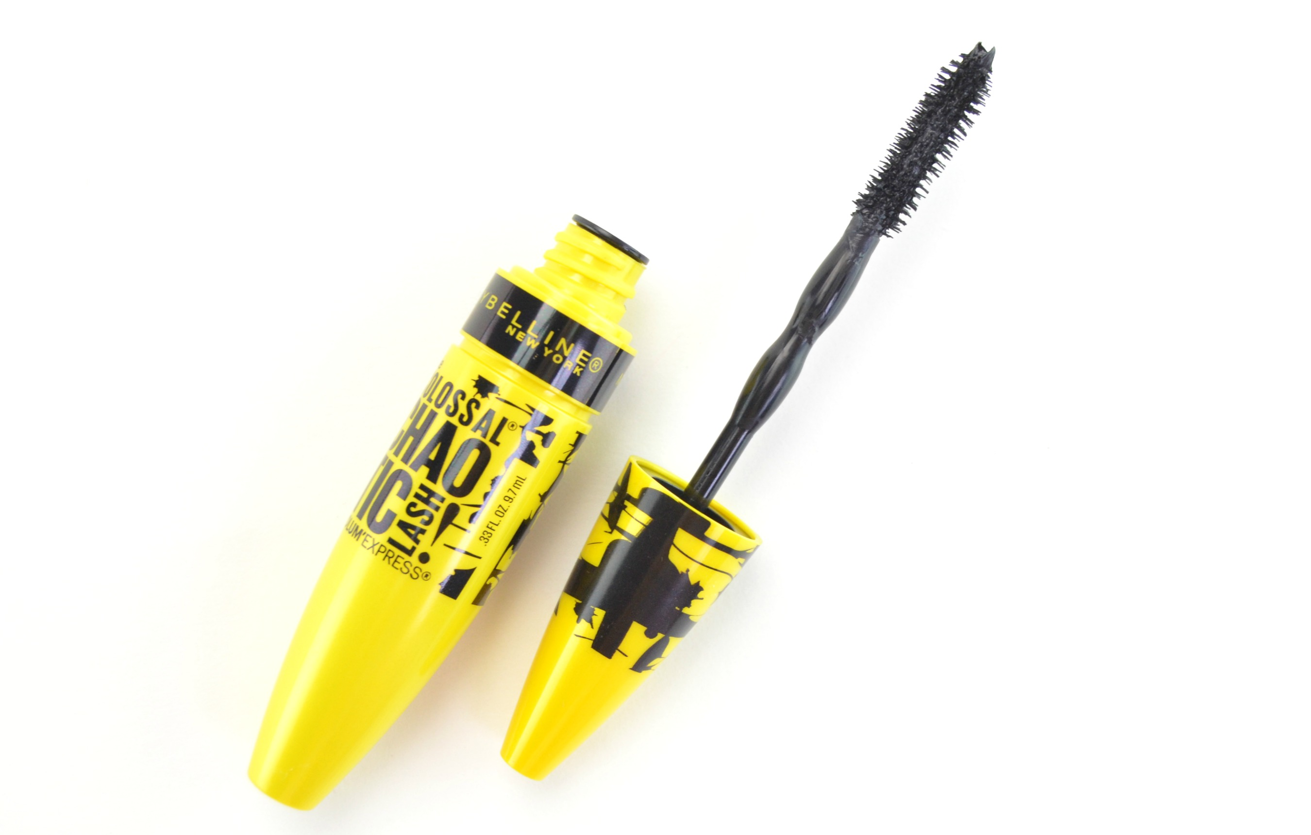 57634a00e9d Maybelline Volum' Express, Colossal Chaotic Lash Mascara, maybelline mascara,  maybelline new york