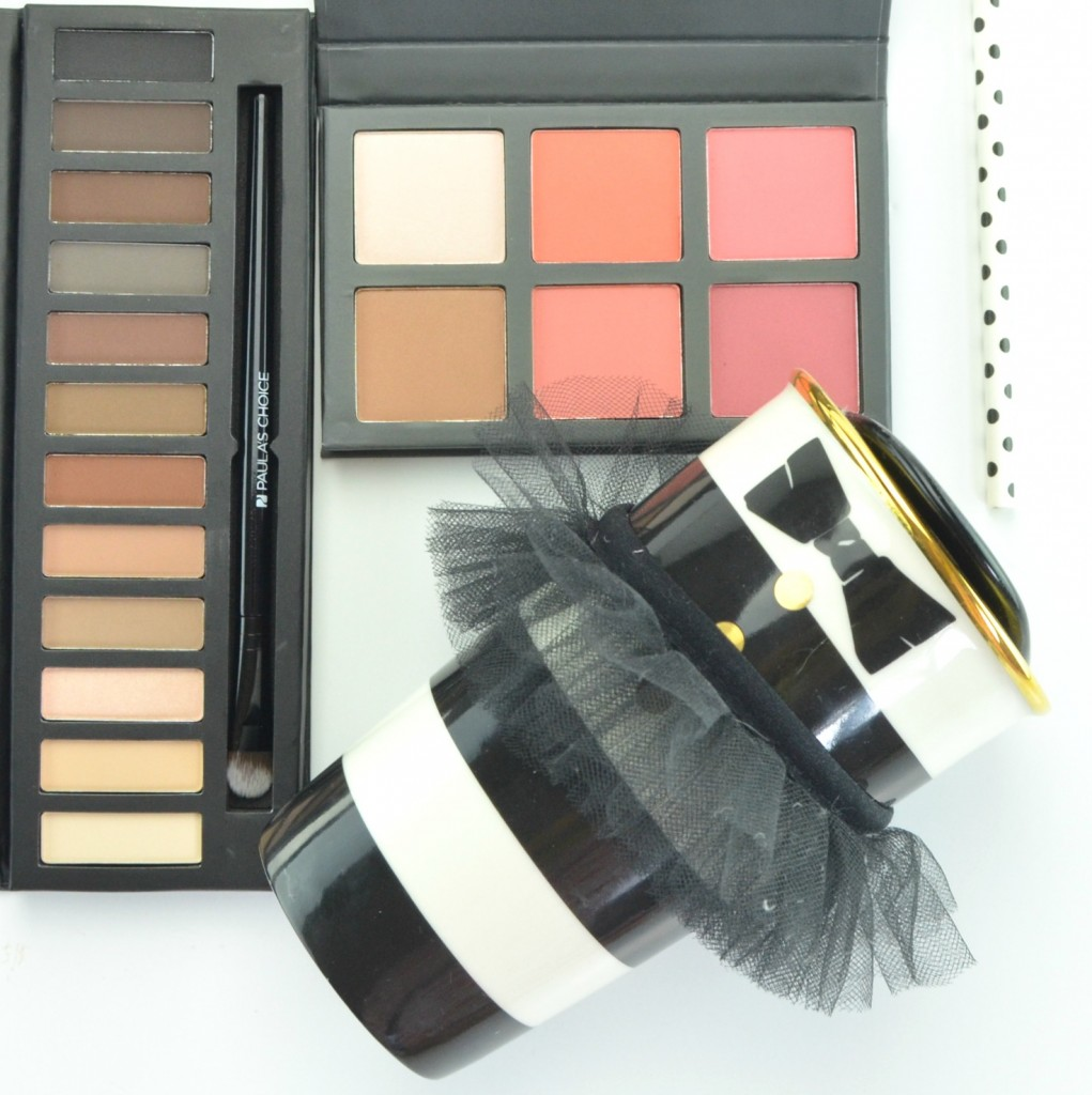 Paula's Choice The Nude Mattes Eyeshadow Palette Review