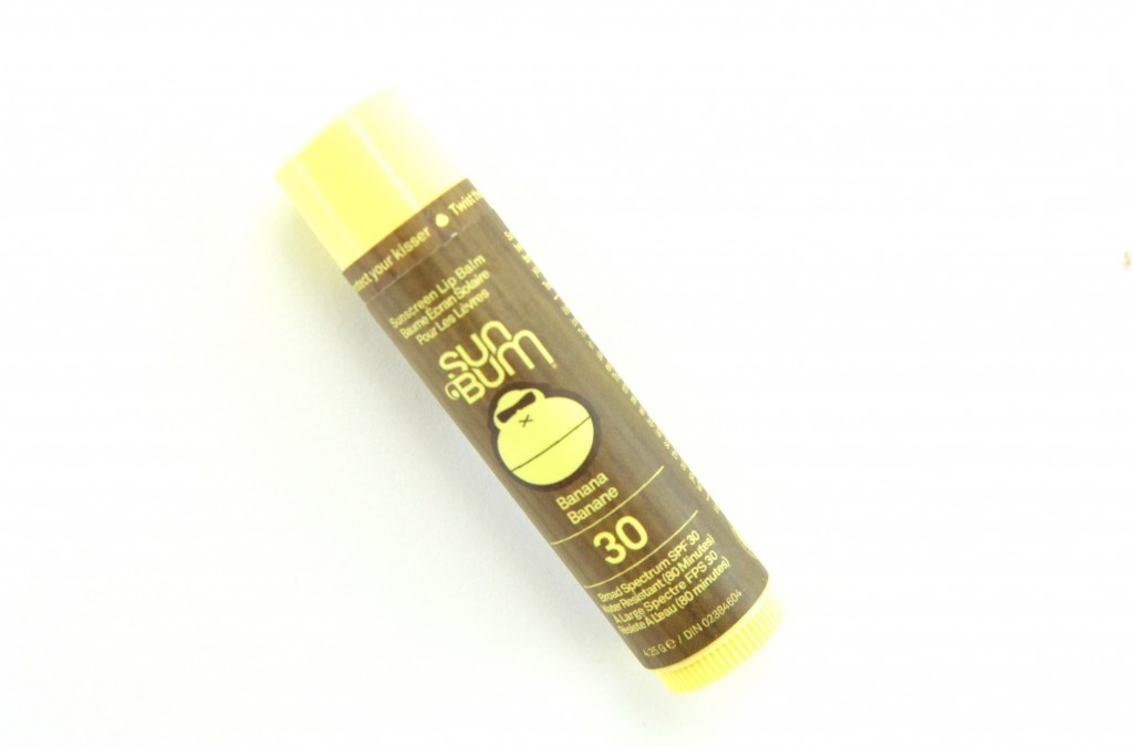 Sun Bum Sunscreen Lip Balm SPF 30 in Banana , Sun Bum Sunscreen Lip Balm SPF 30, Banana lip balm