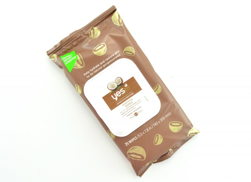 Yes to Coconut Cleansing Wipes ,Yes to Coconut,  Cleansing Wipes