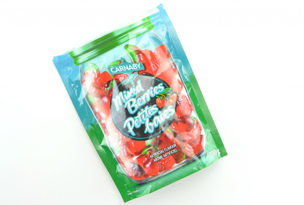 Carnaby Mixed Berries Candy