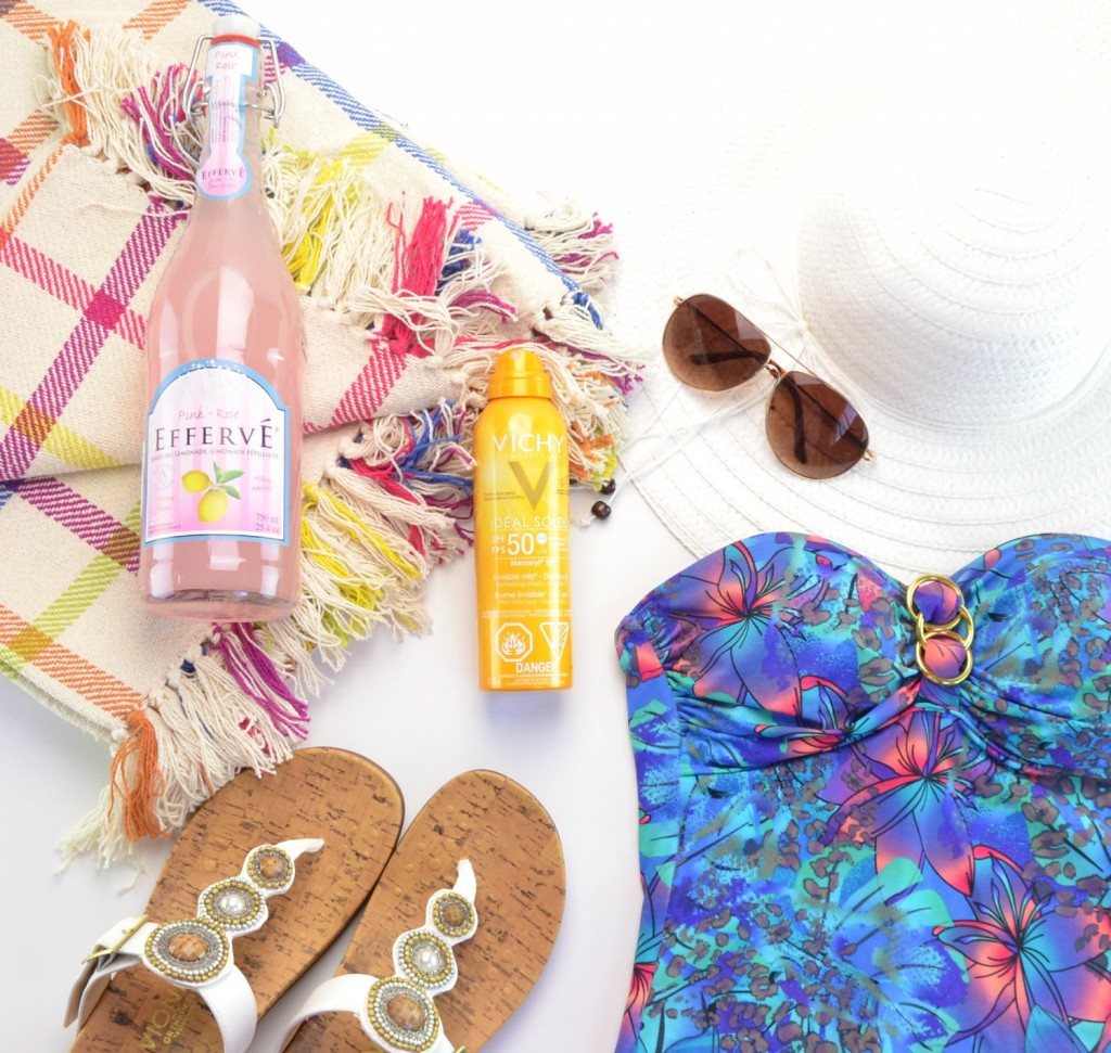 Vichy Ideal Soleil Invisible Mist SPF 50 Review