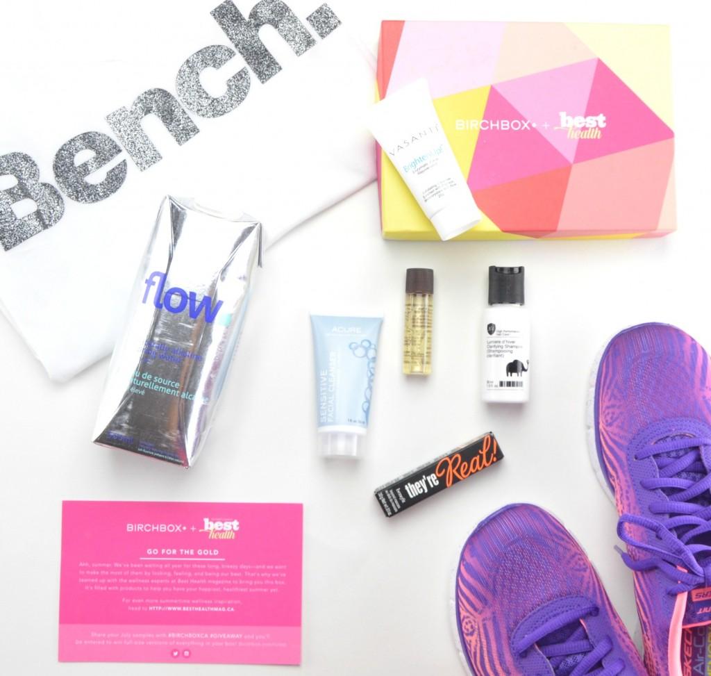 Birchbox x Best Health Review