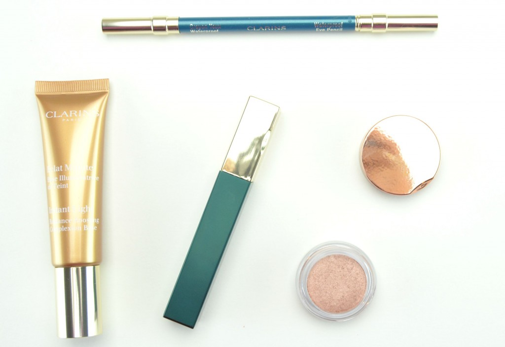 Clarins Limited Edition Ombre Iridescente Cream-to-Powder Shadow