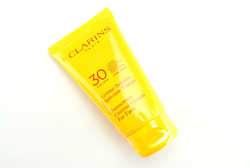 Clarins Sunscreen for Face Wrinkle Control Cream SPF
