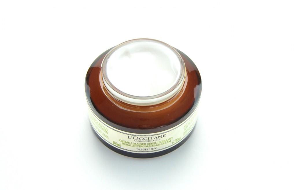 L'Occitane Rebalancing Massage Cream,   L'Occitane Rebalancing, l'occitane