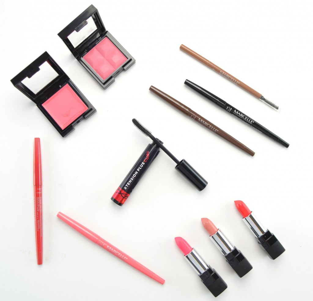 Marcelle, fall 2015 makeup