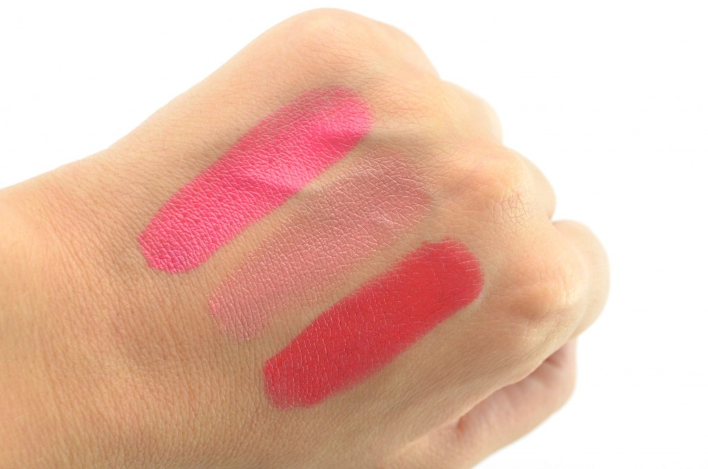 Marcelle Rouge Expression Lipsticks