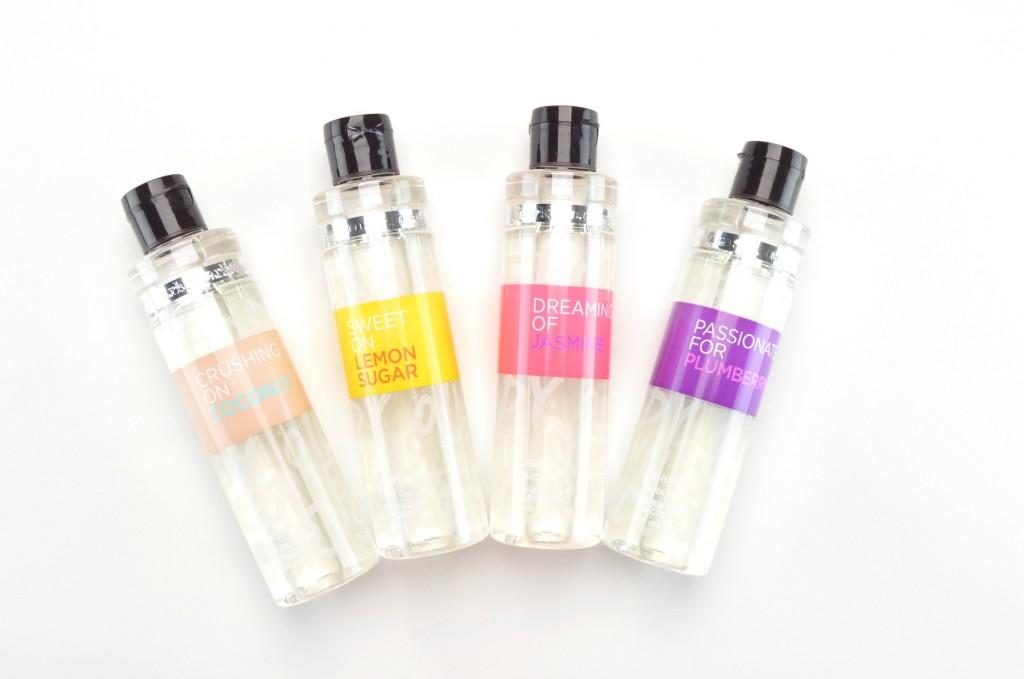 Mark. Body Oils, mark. by avon, avon oils, avon body oil, canadian beauty bloggers