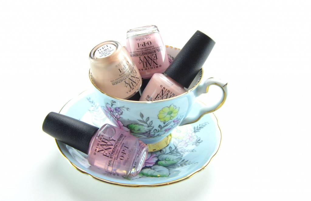 OPI Nail Envy Strength in Color Collection Review