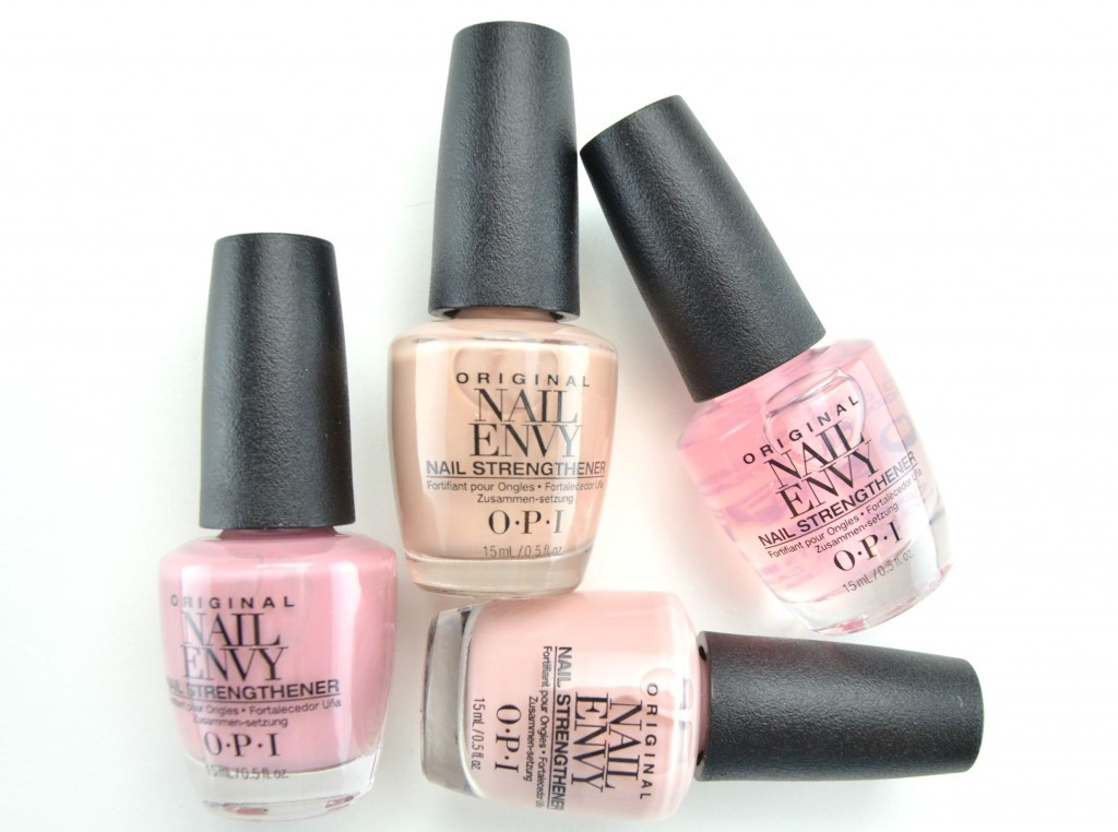 OPI Nail Envy, opi nail polish, canadian fashionista