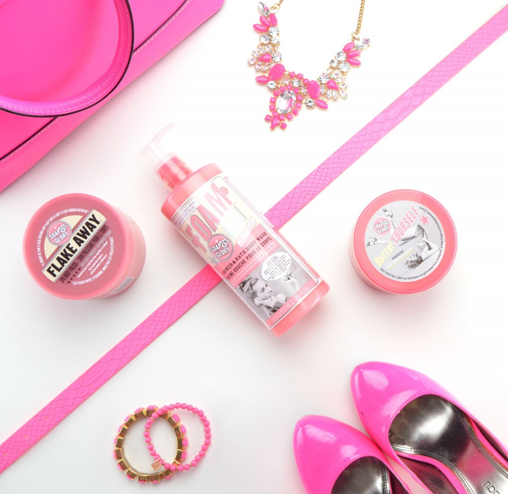 Top Faves from Soap & Glory