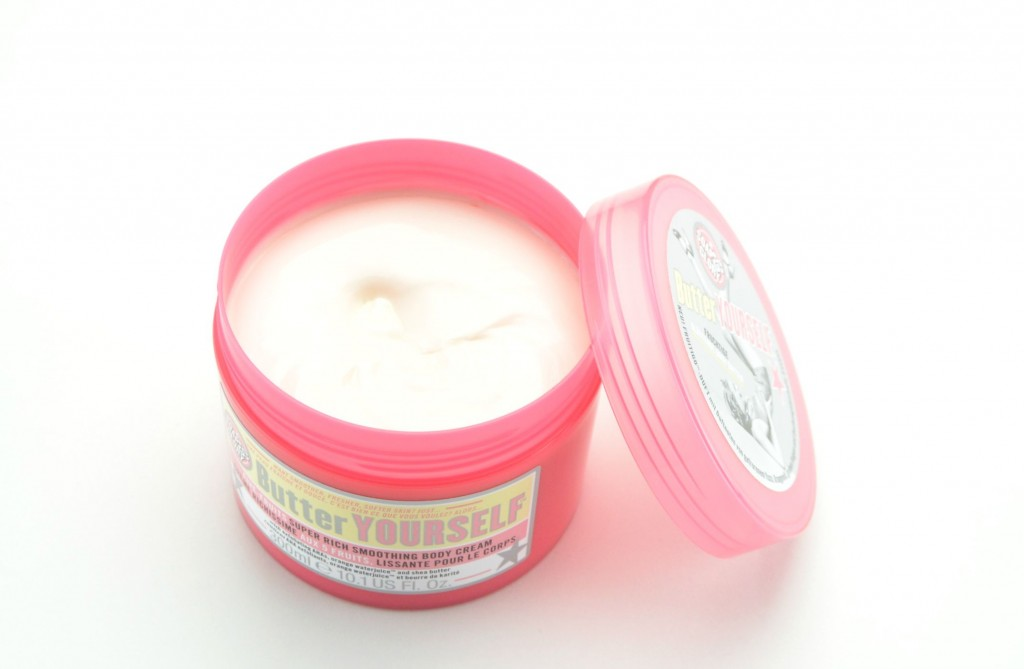 Soap & Glory Butter Yourself Five-Fruits Super Rich Smoothing Body Cream