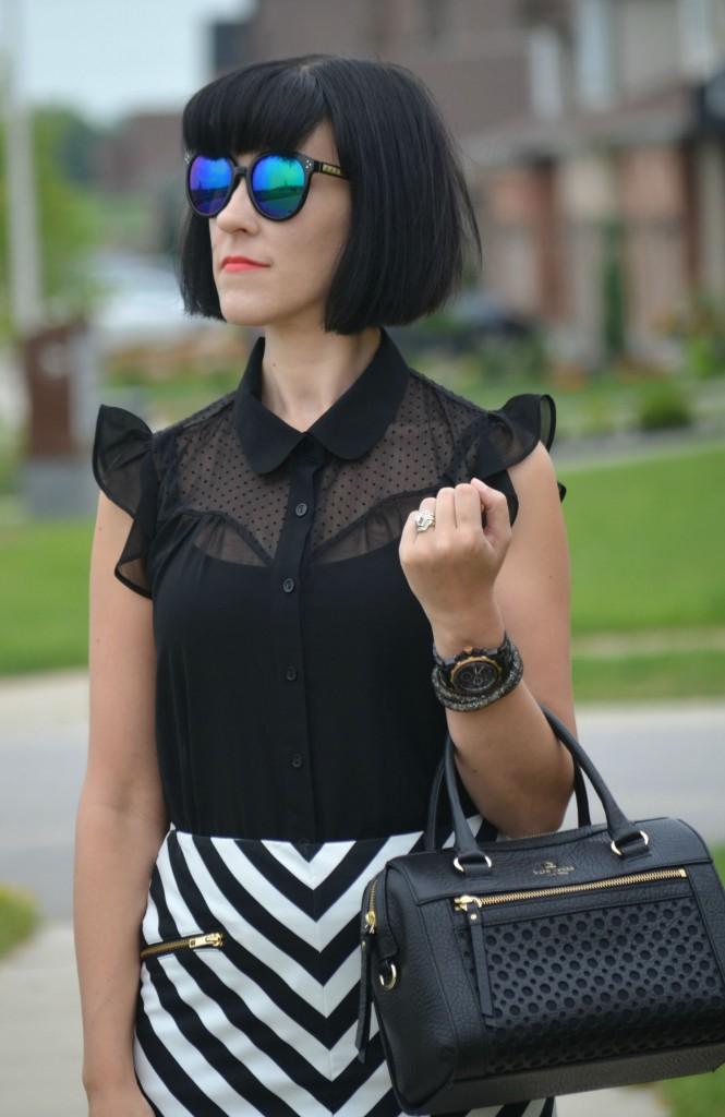 Striped skirt (6)