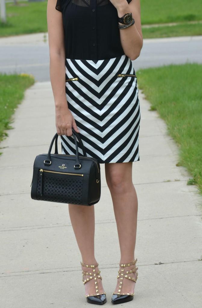 Striped skirt (8)