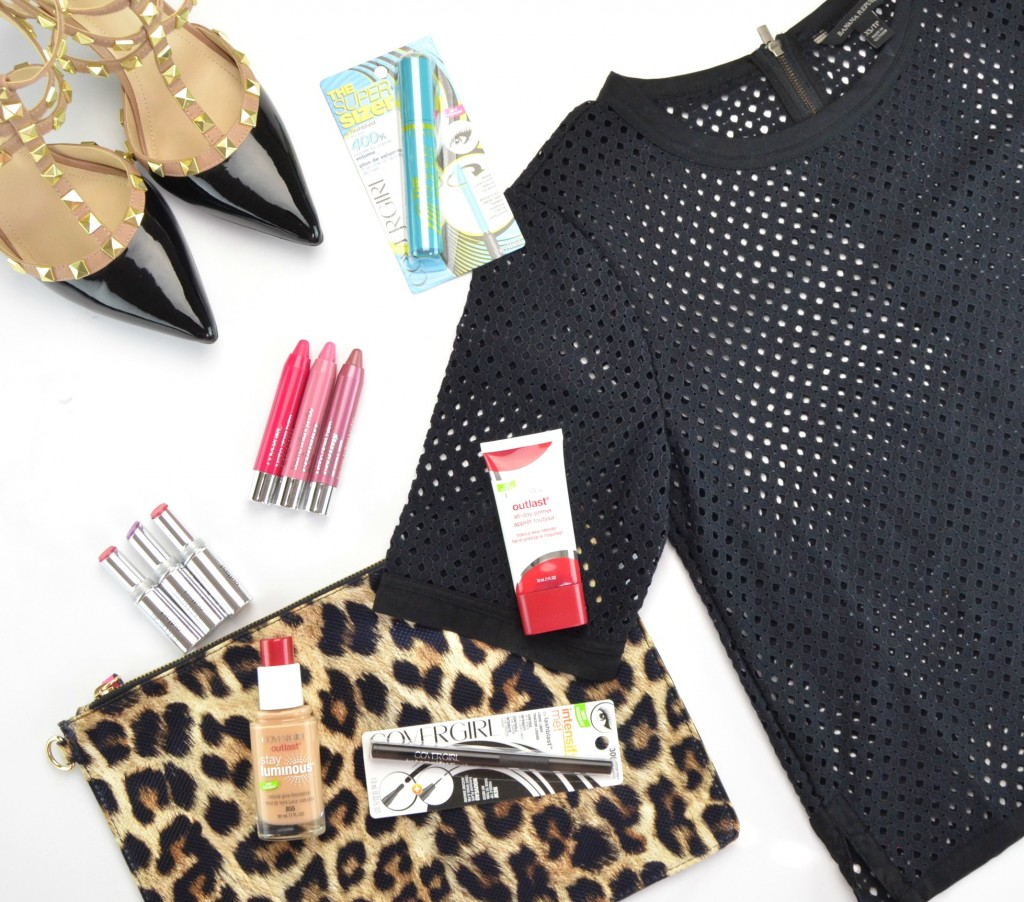 Top 5 New Cover Girl Products