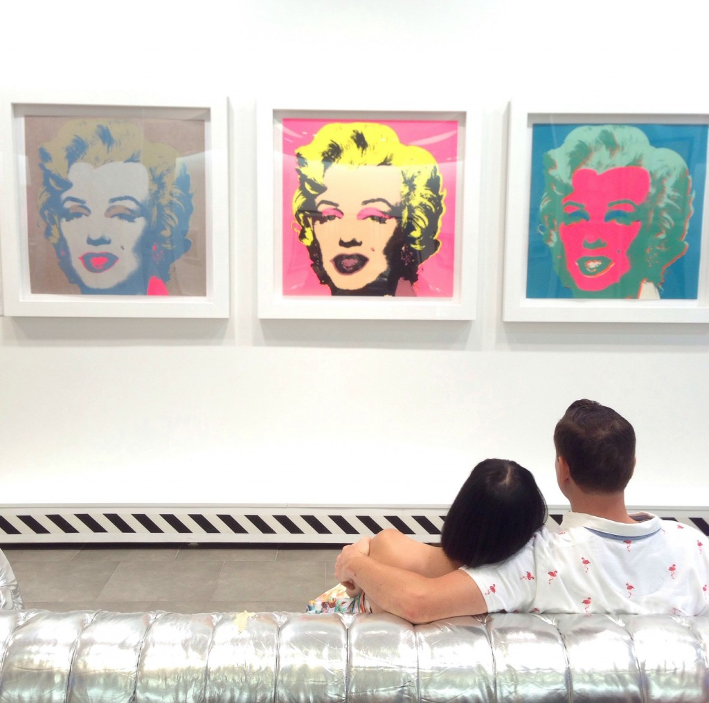 Andy Warhol, Andy Warhol toronto, revisited, pop-art toronto