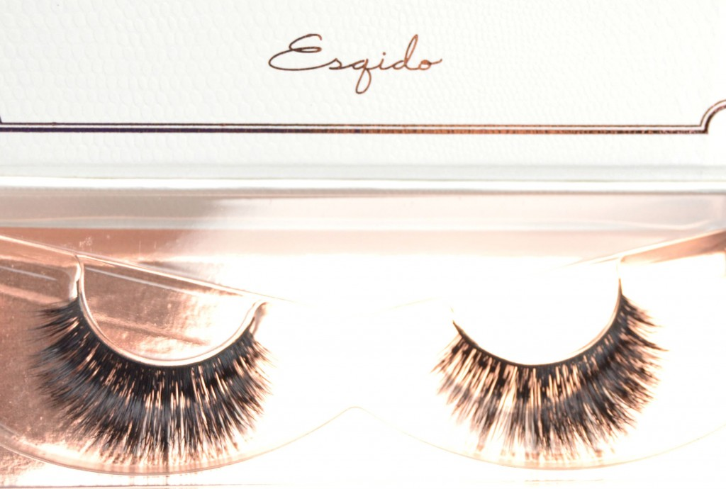 Esqido Amp It Up, Esqido lashes, mink eyelashes, canadian fashionista