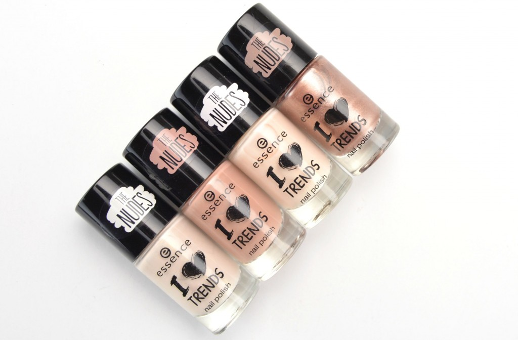 Essence I Trend Nail Polish The Nudes
