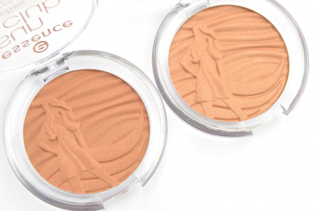 Essence Sun Club Shimmering Bronzing Powder
