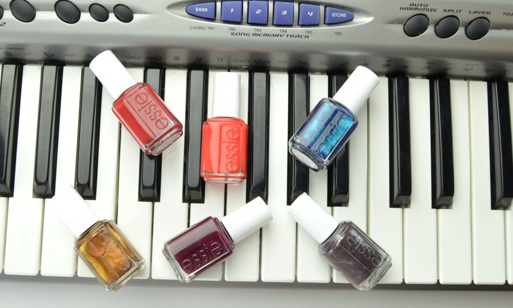Essie Fall 2015 Collection Review
