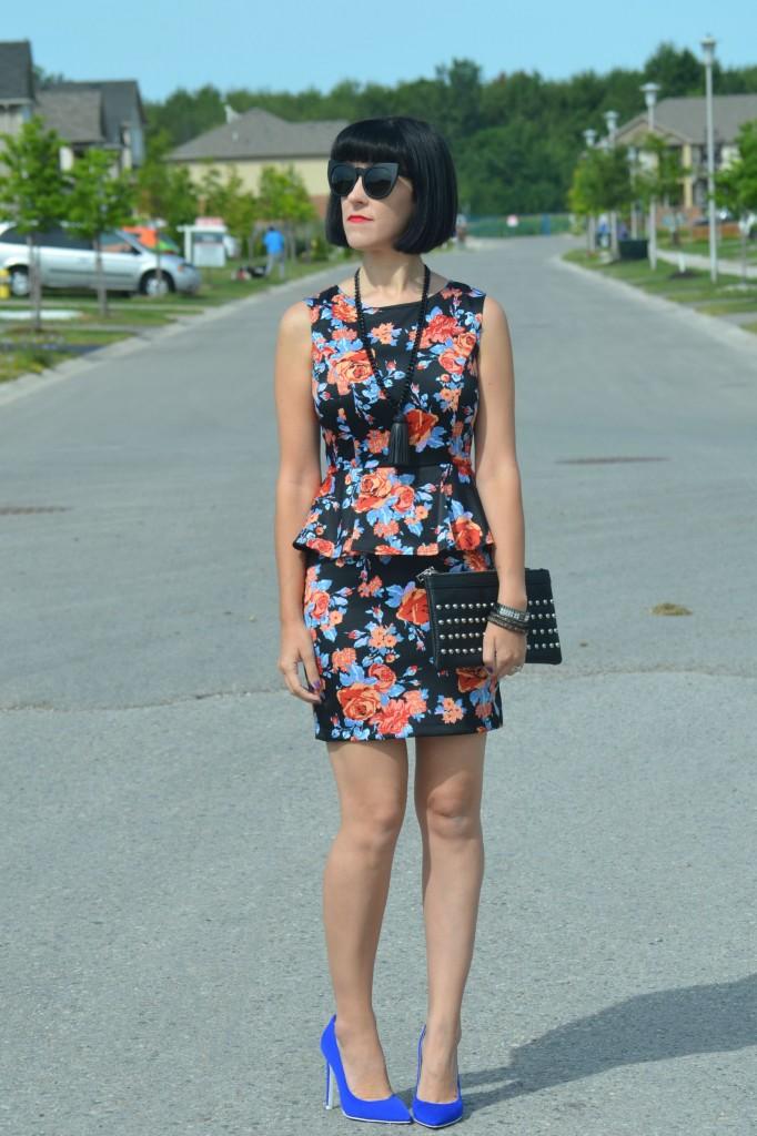 Floral Dress (1)