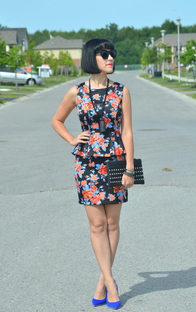 Floral Dress (2)
