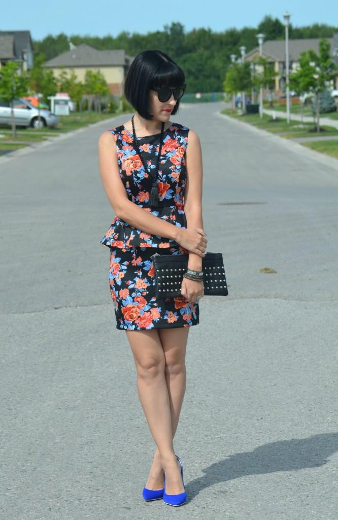 Floral Dress (3)