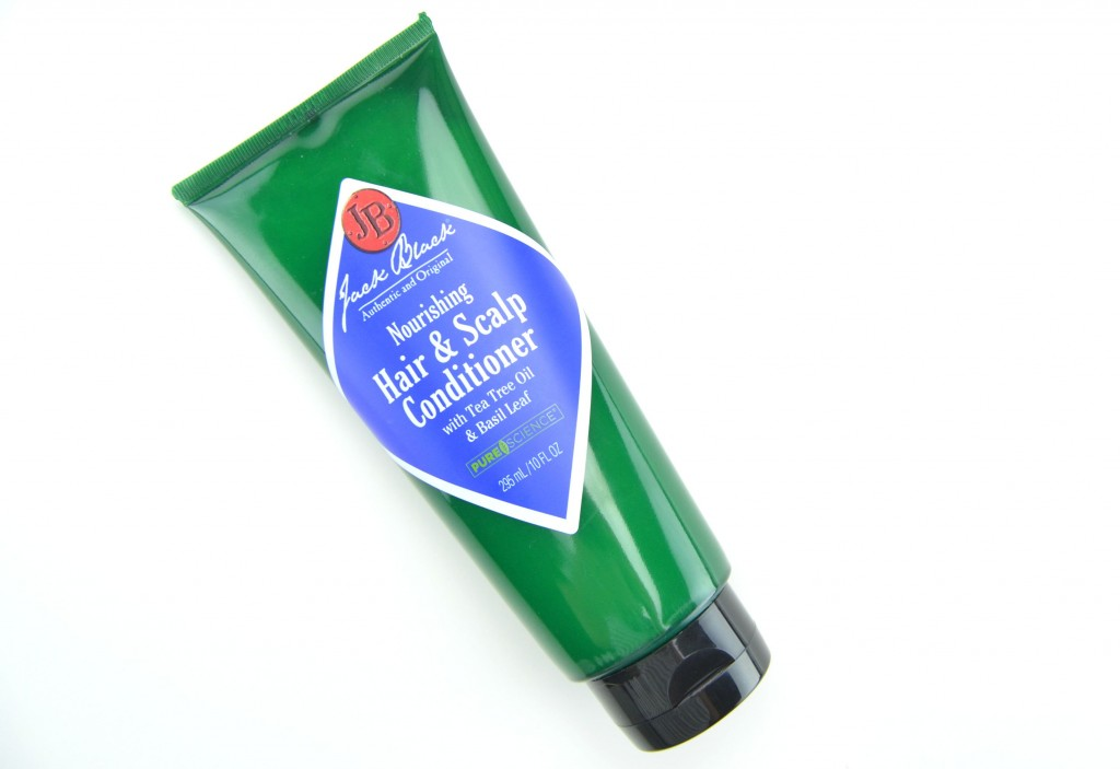 Jack Black Nourishing Hair and Scalp Conditioner