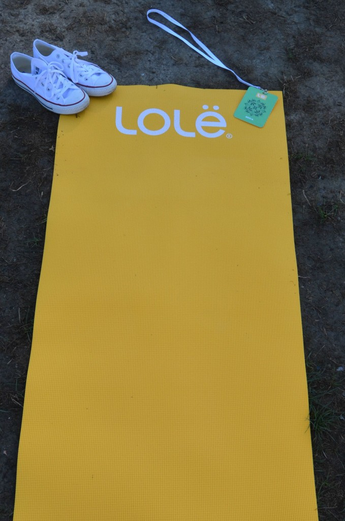 Lolë, White Tour, yoga