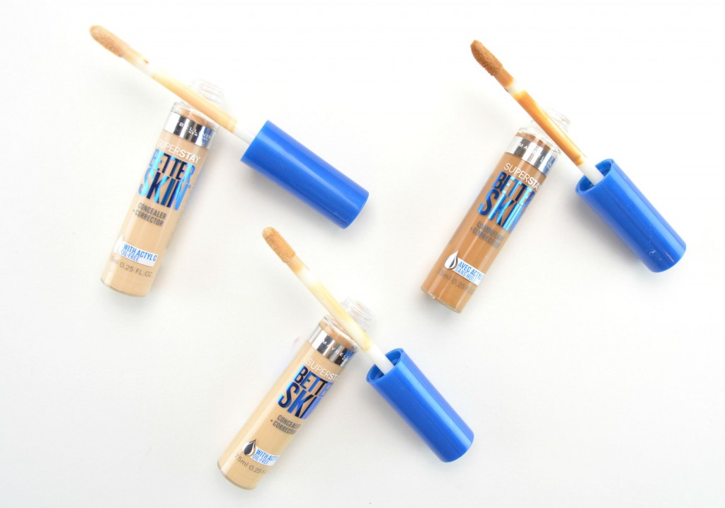 Maybelline SuperStay Better Skin Concealer + Corrector