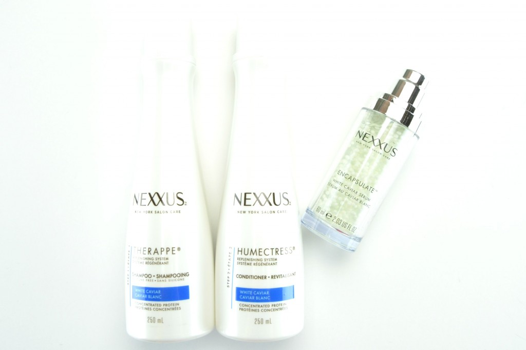 Nexxus Therappe And Humectress Product Collection Review