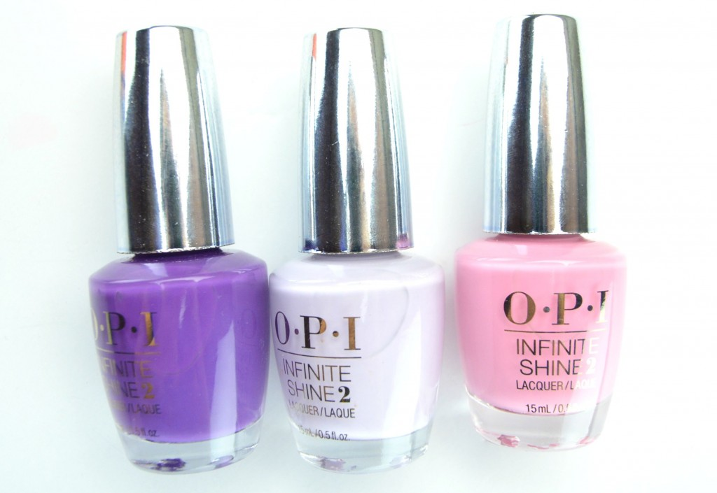 OPI Infinite Shine Summer 2015 Collection  (10)