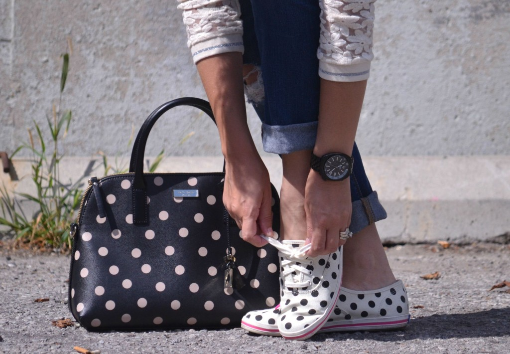 Gerry weber, keds x kate spade, keds, gerry weber canada, black bulova watch