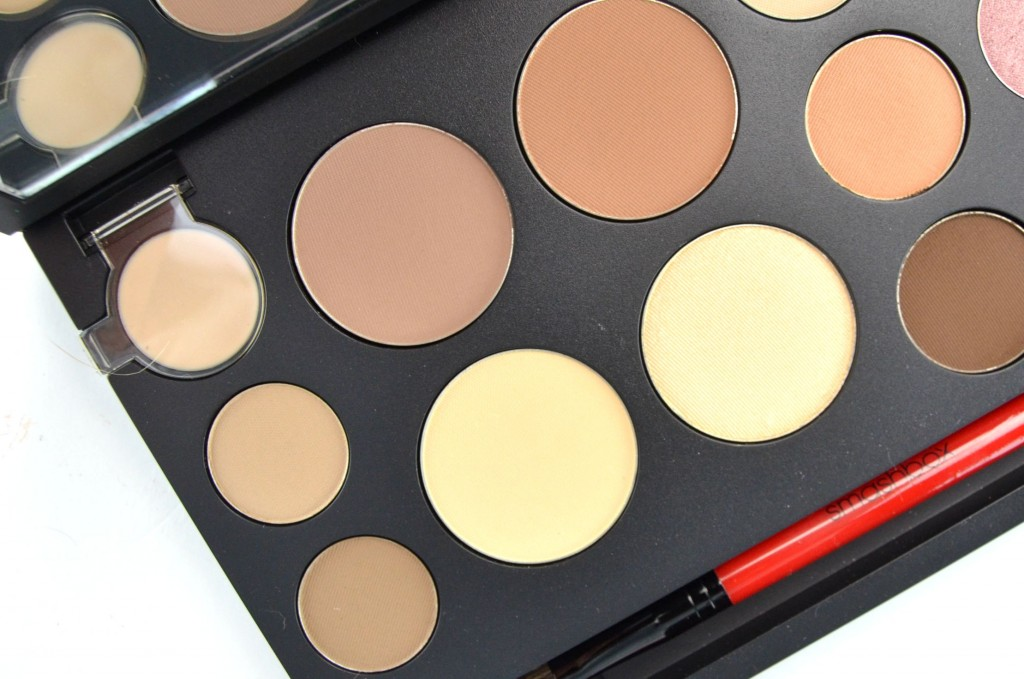 #SHAPEMATTERS, smashbox palette, canadian beauty blogger