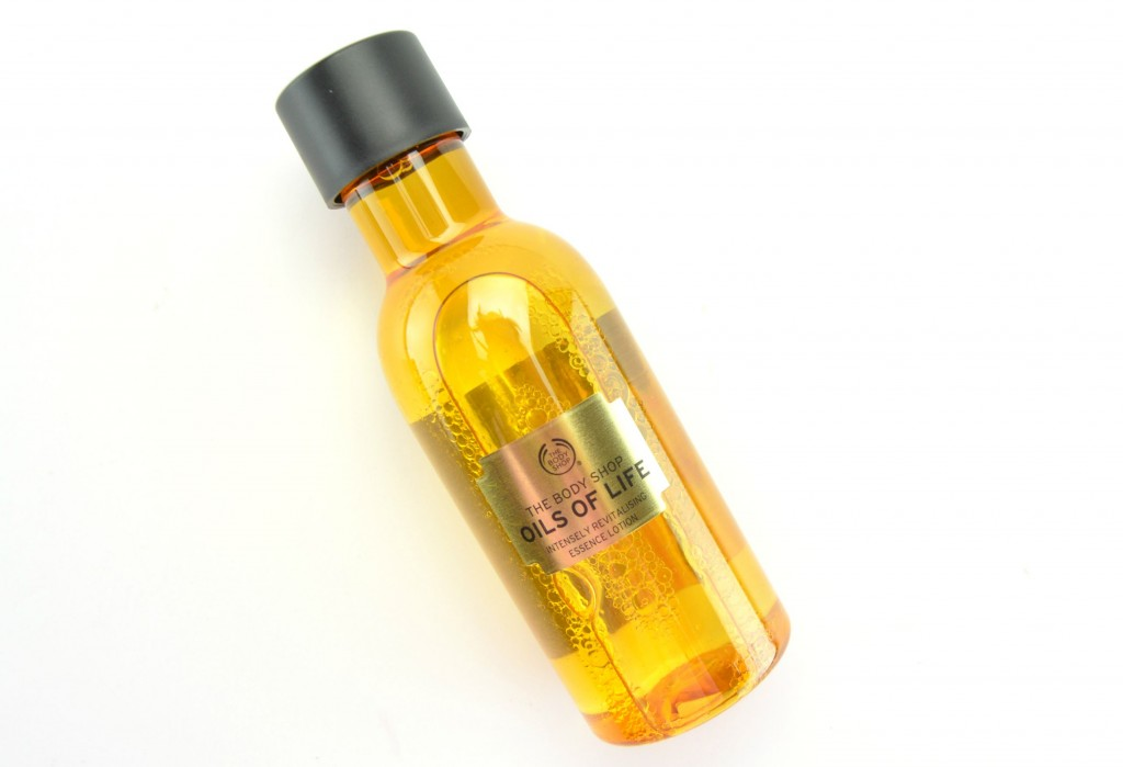 The Body Shop Oils Of Life Intently Revitalising Essence Lotion